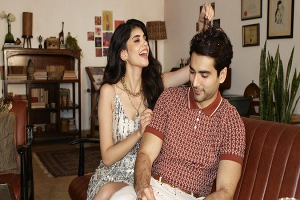 Sanjana Sanghi, Ishwak Singh, Adarsh Gourav feature in H&M`s latest campaign