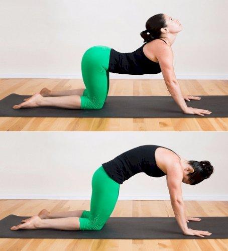 Post-Covid healing yoga asanas